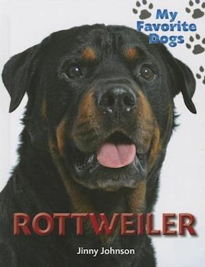 Bog, hardback Rottweiler af Katie Dicker, Jinny Johnson