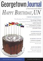 Georgetown Journal of International Affairs af Michael Fox