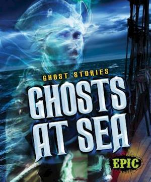 Bog, hardback Ghosts at Sea af Lisa Owings