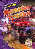 Monster Trucks (Mighty Machines in Action)