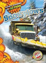 Snowplows (Mighty Machines in Action, nr. 18)