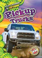 Pickup Trucks (Mighty Machines in Action, nr. 22)