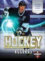 Hockey Records (Incredible Sports Records)