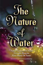 Nature of Water af Natale Gaspare Santo