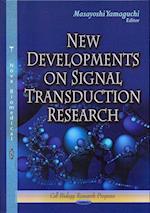 New Developments on Signal Transduction Research af Masayoshi Yamaguchi