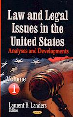 Law & Legal Issues in the United States af Laurent B. Landers
