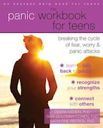 The Panic Workbook for Teens (An Instant Help Book for Teens)