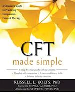 CFT Made Simple (The New Harbinger Made Simple Series)