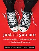 Just As You Are (The Instant Help Solutions Series)