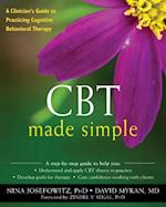 CBT Made Simple (The New Harbinger Made Simple Series)