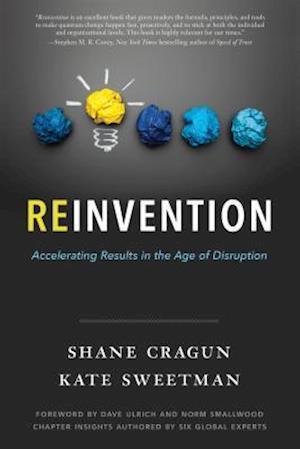 Bog, hardback Reinvention af Shane Cragun