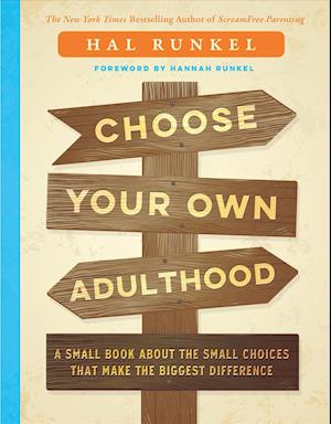 Bog, hardback Choose Your Own Adulthood af Hal Runkel