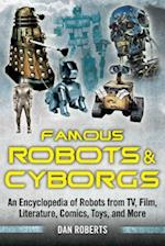 Famous Robots and Cyborgs