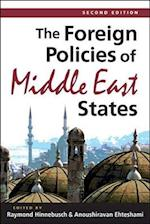 The Foreign Policies of Middle East States