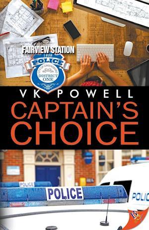 Bog, paperback Captain's Choice af VK Powell