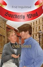 Southerly Wind: Gold Brooch