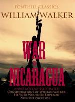 War in Nicaragua af William Walker