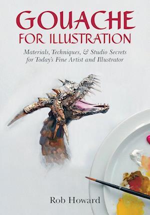 Gouache for Illustration