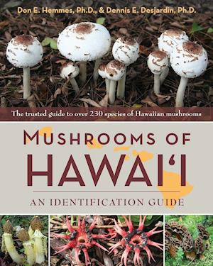 Bog, hæftet Mushrooms of Hawai'i: An Identification Guide af Dennis E. Desjardin, Don  E. Hemmes