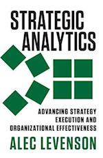 Strategic Analytics af Alec Levenson