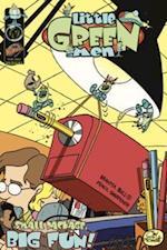 Little Green Men Vol. 3 Small Package Big Fun af Jay Fosgitt
