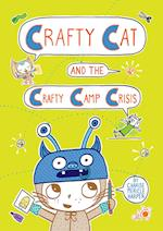 Crafty Cat and the Crafty Camp Crisis (Crafty Cat, nr. 2)