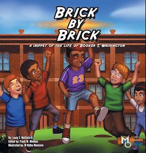 Bog, hardback Brick by Brick af II Mcclain, Louie T.