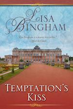 Temptation's Kiss af Lisa Bingham
