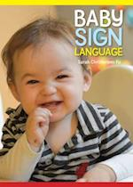 Baby Sign Language af Sarah Christensen Fu