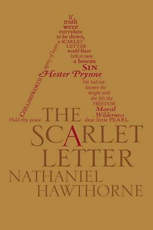 Bog, paperback The Scarlet Letter af Nathaniel Hawthorne