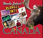 Uncle John's Bathroom Reader Plunges into Canada (Uncle Johns Illustrated)