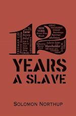 12 Years a Slave (Word Cloud Classics)