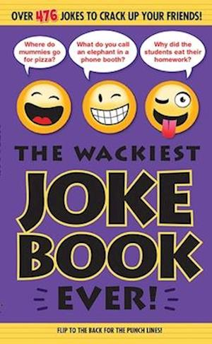 Bog, paperback The Wackiest Joke Book Ever! af Portable Press