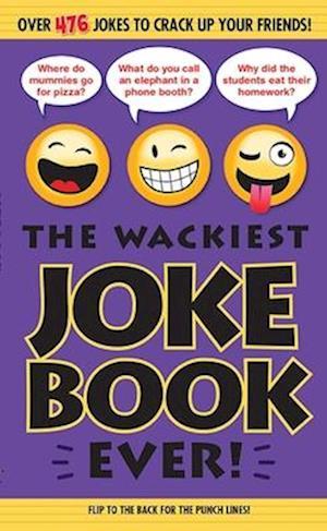 Bog, paperback The Wackiest Joke Book Ever af Editors Of Portable Press