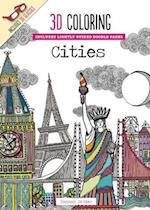 3D Coloring Cities (3-D Coloring)