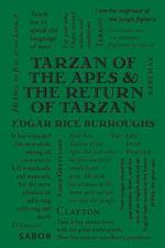Tarzan of the Apes & The Return of Tarzan af Edgar Rice Burroughs