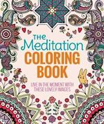 The Meditation Adult Coloring Book af Thunder Bay Press