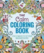 The Calm Coloring Book af Thunder Bay Press
