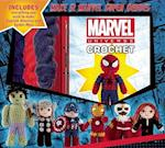 Marvel Universe Crochet af Kati Galusz