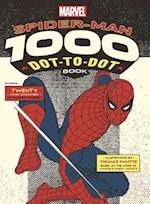 Marvel Spider-Man 1000 Dot-to-dot Book