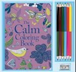 The Calm Coloring Pack af Kati Galusz