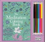 The Meditation Coloring Pack af Thunder Bay Press