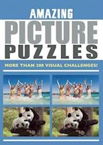 Amazing Picture Puzzles af Kati Galusz