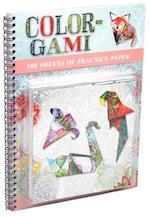 Color-Gami (Mass Market Origami Books)