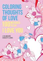 Coloring Thoughts of Love
