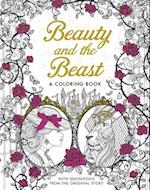 Beauty and the Beast (Classic Coloring Book)