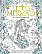 The Little Mermaid (Classic Coloring Book)