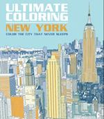 Ultimate Coloring New York