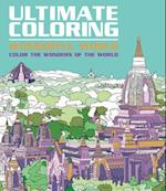 Ultimate Coloring Wonderful World
