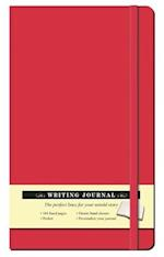 Solid Red Journal (Thunder Bay Journals)